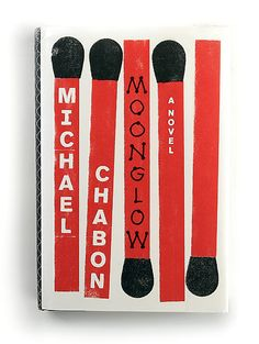 """""""Moonglow"""" by Michael Chabon Designed by Adalis Martinez Publisher: Harper/HarperCollins Publishers"""