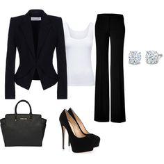 [Fashion] Business Chic