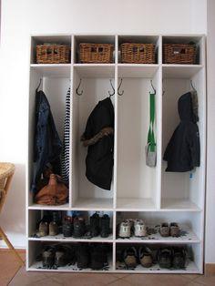 1000 Images About Front Door Coat Shoe Rack On Pinterest