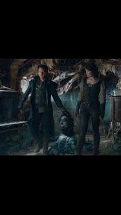 Hansel & Gretal...witch hunters