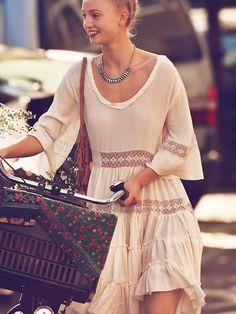 Free People Daisy Lace Dress, $128.00