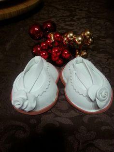 Fofuchas zapatos de  comunion