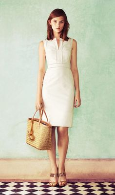 Summer white | Tory Burch