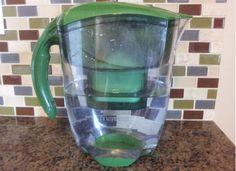 Mavea water pitcher review at www.gogreentravelgreen.com