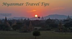 Myanmar Travel Tips (Yangon & Bagan) Travel tips you won't find anywhere else! www.welcometoerinsworld.com