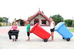 SunLive - Journey to zero waste in NZ with Para Kore