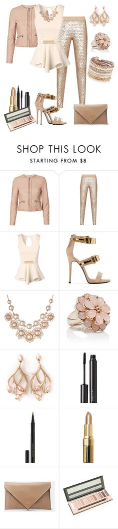 """""""Untitled #346"""" by fasttrack2fashion ❤ liked on Polyvore featuring Vero Moda, BCBGMAXAZRIA, Jane Norman, Giuseppe Zanotti, Vivienne Westwood, Forever New, Shaun Leane, Witchery, Bobbi Brown Cosmetics and Verali"""