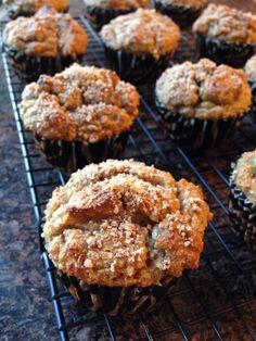 Gluten Free Banana Almond Muffins photo