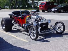 Drive: Hot Rods and Rat Rods Photos) Afternoon Drive: Hot Rods & Rat Rods Photos)Afternoon Drive: Hot Rods & Rat Rods Photos) Vintage Cars, Antique Cars, Vintage Stuff, Art Steampunk, T Bucket, Hot Rod Trucks, Sweet Cars, Street Rods, Amazing Cars