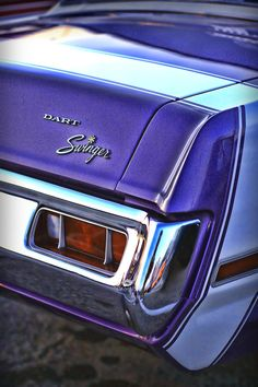 Dodge Dart Swinger.  This badge would look nice on my 2013 Dart.