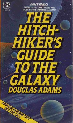 "The Hitch Hiker's Guide To The Galaxy By Douglas Adams - Books Worth Reading - Part 2 - Funk Gumbo Radio: http://www.live365.com/stations/sirhobson and ""Like"" us at: https://www.facebook.com/FUNKGUMBORADIO"