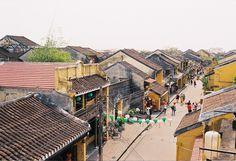 Hoi An ancient town Hoi An, Leica, Tudor, Street View
