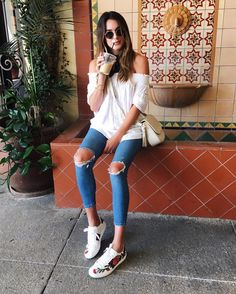 Swans Style is the top online fashion store for women. Shop sexy club dresses, jeans, shoes, bodysuits, skirts and more. Sunday Outfits, Edgy Outfits, Classy Outfits, Outfits For Teens, Cool Outfits, Summer Outfits, Fashion Outfits, Cute Fashion, Star Fashion