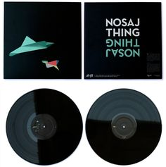 Julia Tsao - Nosaj Thing Album Art (2009)