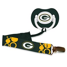 Green Bay Packers Baby Bottle
