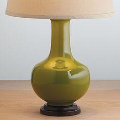 Green Adora Table Lamp