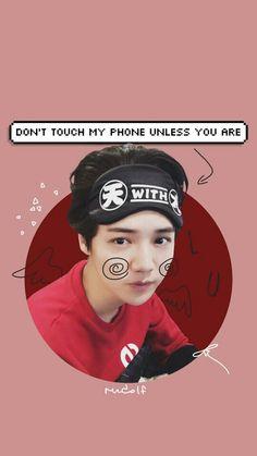 Hyun Kim, Kim Jong In, Sehun And Luhan, Chanyeol, Taemin, Exo News, Dont Touch My Phone Wallpapers, Exo Lockscreen, See World