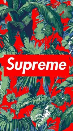 visit for more supreme logo red background simple iphone wallpaper green leaves The post supreme logo red background simple iphone wallpaper green leaves appeared first on wallpapers. Natur Wallpaper, Lit Wallpaper, Tumblr Wallpaper, Wallpaper Backgrounds, Hipster Wallpaper, Wallpaper Awesome, Screen Wallpaper, Iphone Backgrounds, Wallpaper Ideas