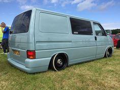 Volkswagen Transporter T4, Vw Vanagon, T4 Camper, Campers, Grey Vans, Chevy Van, Campervan Interior, New Bus, Busse