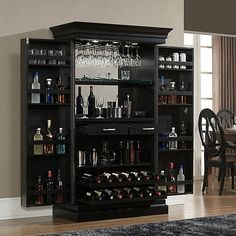 Angelina Black Bar at Wine Enthusiast - $1,895.00