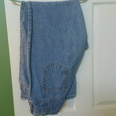 Jeans Good condition blue jeans Faded Glory Pants Straight Leg