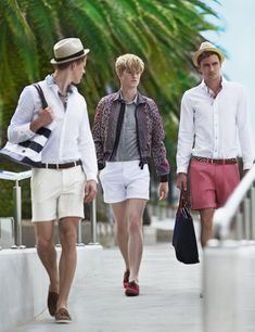 Louka Taffin, Zach McPherson & Charlie Alexander are Ready for Summer with FashionTrend Australia #30