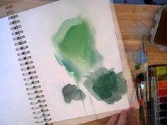 Watercolor Sketching - Part 2 - Cathy Johnson