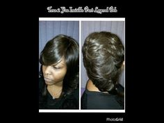 T2Y How To Weave Tutorial Video Invisible Part La - YouTube