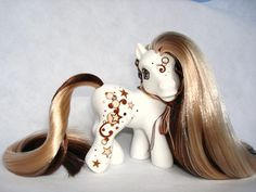 Custom My Little Ponies.  Some really neat ones on this site.