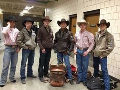 Meet the WNFR 2014 – Saddle Bronc Riders. Wright-Brothers