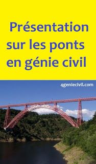 présentation ppt sur les ponts en génie civil #pont #geniecivil #btp #ouvragedart Ouvrages D'art, Presentation, Classification, Genie, Bridge, Bridges, Attic, Bro