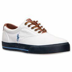 Men's Polo Ralph Lauren Vaugn Casual Shoes| FinishLine.com |