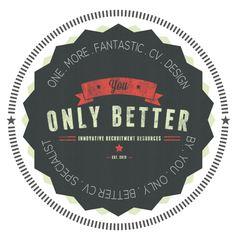 YouOnlyBetter Cv Design, Your Design, Products, Design Resume, Gadget, Resume Design