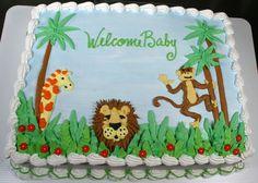lion birthday cake design | Birthday Cakes from Baker's Nook
