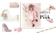 #pink #quartz #moodboard #pretty
