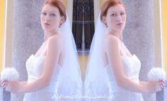 Per la sposa d'inverno arrivano le morbidissime e caldissime PELLICCE ECOLOGICHE made in ALTAMODAMILANO.IT