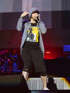 Eminem!! Glasgow 2017