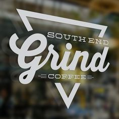 Logo for new Coffee shop: South End Grind. by seventy-five