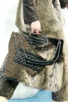 ca78a940f69 334 Best WINTER BAGS images in 2019 | Beige tote bags, Fur bag ...