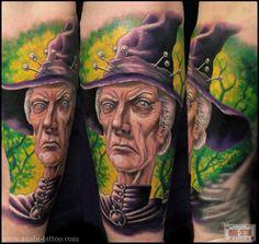 Discworld-inspired tattoo - ANABI
