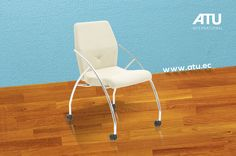The Swing seating lineup is the latest technology among the options ATU offers. Its innovative design allows this chair to be able to contribute and adapt to different current trends.