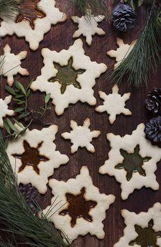 Blog Dit i Fet - Galletas de cristal - Navidad