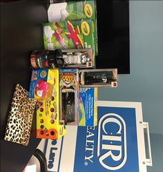 The beginnings of C.I.R's toy drive