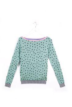 Imaginative Rain Sweater van sheilacouture