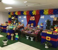 #festaspersonalizadas #festasencantadasbrasilia #festashowdaluna #showdaluna #showdalunaparty