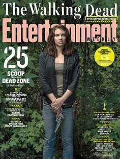 The Walking Dead covers EW