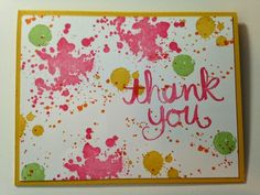 Stampin' in the Sun!: Quick and Easy with SSInk