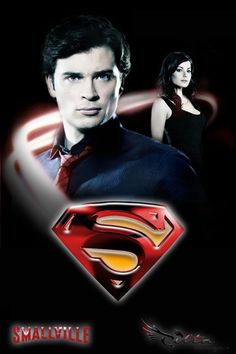 "thomas john patrick ""tom"" welling (clark kent / kal-el / superman) / erica durance (lois lane)"