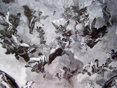 Jan Petr Molitor - Oslava sv. Jana Nepomuckého, Hořín, 1746