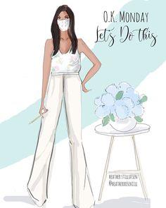 Hello Monday, Hello Weekend, Monday Monday, Girl Quotes, Woman Quotes, Fashion Artwork, Sassy Pants, Good Morning Quotes, Ladies Day